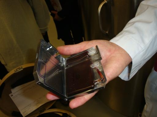 Unidad de sangre de cordón umbilical
